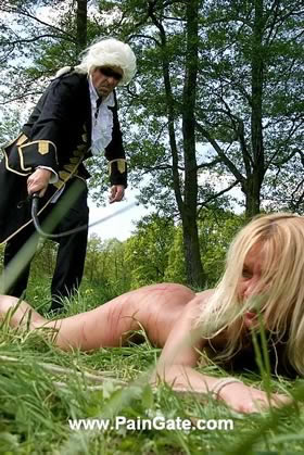 MARQUIS BIZARR - MOST SHOCKING PAIN TREATMENT OF A YOUNG BLONDE NOVICE