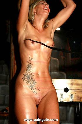 Hot woman bullwhipped naked 6