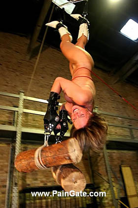 A PERFECT SUSPENSION WHIPPING